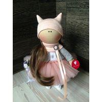 Куколка интерьерная, полностью ручная работа, рост 35 см, В НАЛИЧИИ