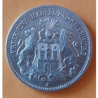 2 марки 1906 Гамбург. Распродажа коллекции!