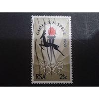 ЮАР 1969 южно-африканские спорт. игры