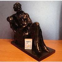 Статуэтка Пушкин А.С. чугун литье
