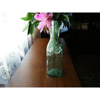 Редчайшая бутылка. 1941г. Ашхабадский бутылочный завод.