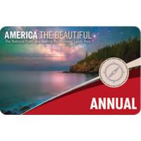 Пропуск в национальные парки США (America the beautiful)