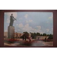 """Голанд И.(фото), Ленинград. Аллегорическая статуя """"Родина-мать""""; 1967, чистая (Лениздат)."""