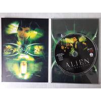 DVD Чужой 4: Воскрешение (1997)