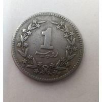 Пакистан 1 рупия 1982