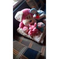 Розовая собака, голубой заяц и т.д.