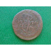 Деньга 1770г. ЕМ