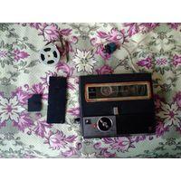 Катушечный мини магнитофон Panasonic RQ-102S винтаж 1975 год см описание