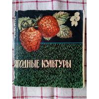 "Справочная литература ""Ягодные культуры"". 1968 г. С рубля без МПЦ."