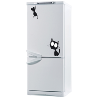 Наклейка декоративная на холодильник, 34х46 см новые в наличии разные