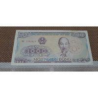Вьетнам 1 000 донг 1988