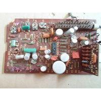 Радиодетали на плате К157УД2 и пр.  ассорти *1017*