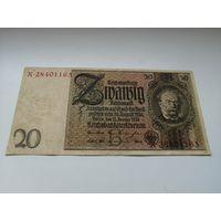 20 марок 1924 года