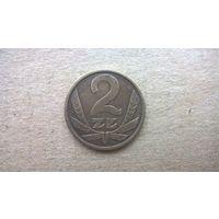 Польша 2 злотых 1980г. (D-16)