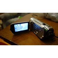 Цифровая видеокамера Canon FS 100