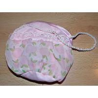 Розовая сумочка