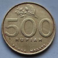 Индонезия, 500 рупий 2002 г.