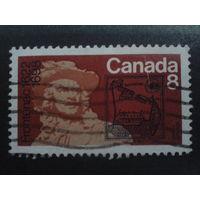 Канада 1972 персона