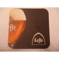 Подставка под пиво (бирдекель) leffe