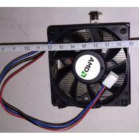Кулер+радиатор для процессора