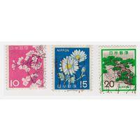 Япония Флора