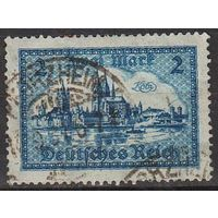 1924 - Германия - Стандарт - Кельн Mi.365