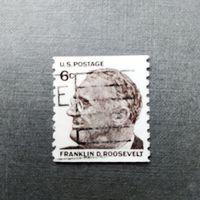 Марки США 1968 год. Franklin Roosevelt