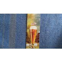 Горловая этикетка на пиво Аливария