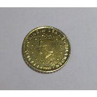 20 евроцентов Нидерланды 2000 г.
