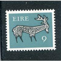 Ирландия. Стандарт. Раннее ирланское искусство. 9.  Wz.2