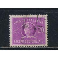 Италия Доставочные 1949 Меркурий #10