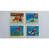 Казахстан 1994 4м ол.игры
