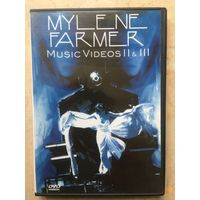 DVD MYLENE FARMER VIDEOS 2,3 (ЛИЦЕНЗИЯ)