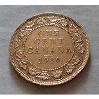 1 цент, Канада 1919 г.