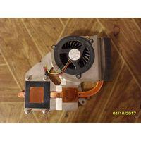Охлаждение ноутбука HP ProBook 4515S