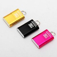 Карт-ридер USB 2.0 Micro-SD TF T-Flash