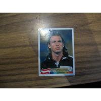 Футбольная карточка Wolfgang Feiersinger (Австрия)