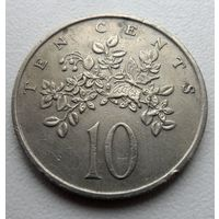 10 центов Ямайка 1983 год - из коллекции