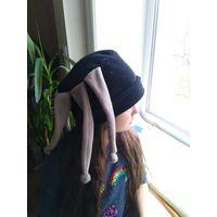 Крутая шапка для подростка девочки Стиль