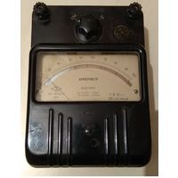 Амперметр  Э59   2,5 А  - 5 А  1967 год