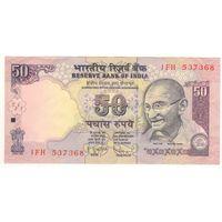 Индия, 50 рупий, 537368, 2011г