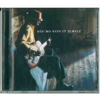 CD Keb' Mo' - Keep It Simple (2004) Modern Electric Blues