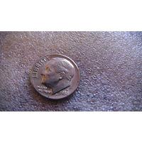 США 10 центов 1982г D. распродажа