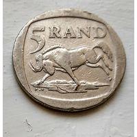 ЮАР 5 рандов, 1994 3-2-15