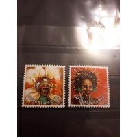 Марки Папуа - Новой Гвинеи