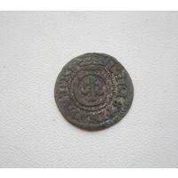 Шиллинг 1644г. Кристина Августа Ваза - Рига (все с 1 руб.).