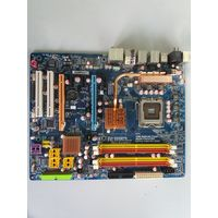 Материнская плата Intel Socket 775 Gigabyte GA-EP35-DS3P (907714)