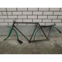 Велосипед ссср.рама 1948-1953