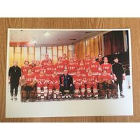 Фото Хоккей СССР 1976