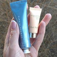 Миниверсия крема для лица с витамином С Kat Burki Vitaminn C Intensive Face Cream 7 ml